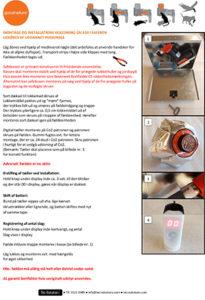 montage-installation-og-vedligeholdelses-vejledning